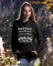 LIMITED EDITION ITALY - C12 Hooded Sweatshirt lifestyle-holiday-hoodie-front-5