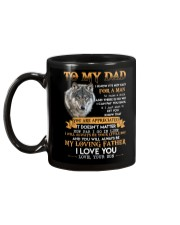 Perfect Gift For Your Dad Mug back