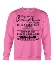 Boyfriend 08 Crewneck Sweatshirt thumbnail