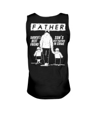 Daughter - Father - Son Unisex Tank thumbnail