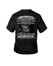 I AM A KING THAT QUEEN IS MY WIFE MAY Youth T-Shirt thumbnail