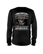 I AM A KING THAT QUEEN IS MY WIFE MAY Long Sleeve Tee thumbnail