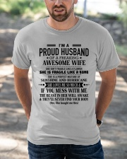 Gift for your husband S-0 Classic T-Shirt apparel-classic-tshirt-lifestyle-front-50
