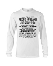 Gift for your husband S-0 Long Sleeve Tee thumbnail