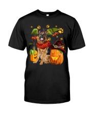 GERMAN HALLOWEEN Classic T-Shirt front