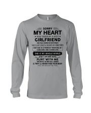 Perfect gift for boyfriend AH011 Long Sleeve Tee thumbnail