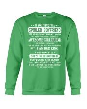 Girlfriend to Boyfriend A00 Crewneck Sweatshirt thumbnail