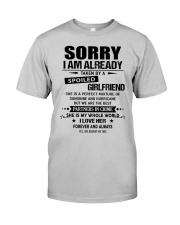 Special gift for Boyfriend - Chad 00 Classic T-Shirt front