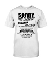 Special gift for Boyfriend - Chad 00 Classic T-Shirt tile