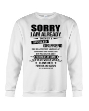 Special gift for Boyfriend - Chad 00 Crewneck Sweatshirt thumbnail