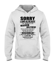 Special gift for Boyfriend - Chad 00 Hooded Sweatshirt thumbnail