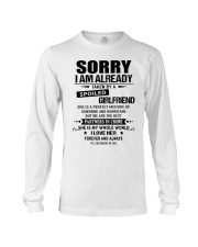 Special gift for Boyfriend - Chad 00 Long Sleeve Tee thumbnail