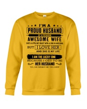 Perfect gift for your husband - K0 Crewneck Sweatshirt thumbnail