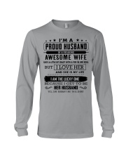 Perfect gift for your husband - K0 Long Sleeve Tee thumbnail