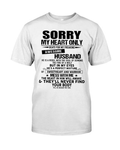 Special gift for wife CH00