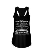 Soy una mujer mimada - Q08 Ladies Flowy Tank thumbnail