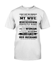 Perfect Gift For Husband Unite96 Premium Fit Mens Tee thumbnail