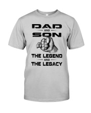 Special gift for father's day - C00 Classic T-Shirt front