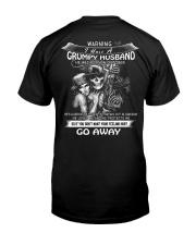 I HAVE A GRUMPY HUSBAND - OCTOBER Classic T-Shirt thumbnail