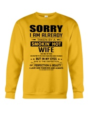 Perfect gift for your loved one - Tatoos Crewneck Sweatshirt thumbnail