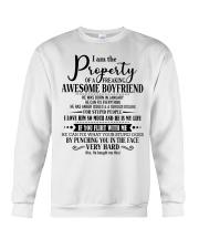 PERFECT GIFT FOR YOUR GIRLFRIEND-NOK-01 Crewneck Sweatshirt thumbnail