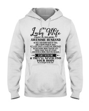 Perfect gift for Wife AH00 Hooded Sweatshirt thumbnail