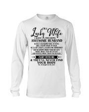 Perfect gift for Wife AH00 Long Sleeve Tee tile