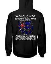 PERFECT GIFT FOR AUSTRALIA OLD MAN - JULY Hooded Sweatshirt thumbnail