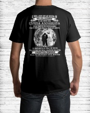 Le Pedi A Dios Que Me TBN - C11 Noviembre Classic T-Shirt lifestyle-mens-crewneck-back-1