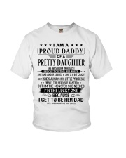 Special gift for your daddy - A08 Youth T-Shirt thumbnail
