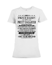 Special gift for your daddy - A08 Premium Fit Ladies Tee thumbnail