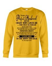 Gift for husband - C05 Crewneck Sweatshirt thumbnail