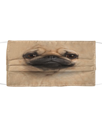 Own special with this mask - pug