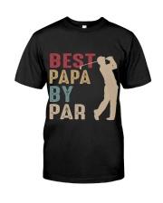 Best Papa By Par Premium Fit Mens Tee thumbnail