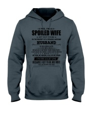 Spoiled wife - T04 April Hooded Sweatshirt thumbnail