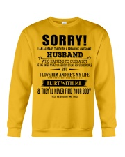 The perfect gift for your WIFE - D Crewneck Sweatshirt thumbnail