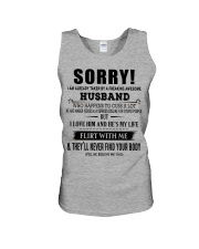 The perfect gift for your WIFE - D Unisex Tank thumbnail