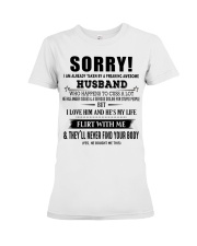 The perfect gift for your WIFE - D Premium Fit Ladies Tee thumbnail