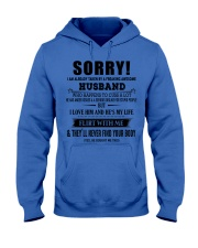 The perfect gift for your WIFE - D Hooded Sweatshirt thumbnail