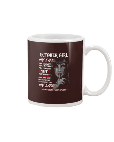 For October Girl- Take it now