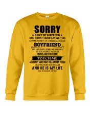 The perfect gift for your girl-Perfect mixture-A00 Crewneck Sweatshirt thumbnail