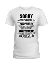 The perfect gift for your girl-Perfect mixture-A00 Ladies T-Shirt front