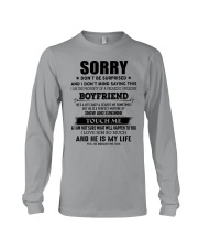 The perfect gift for your girl-Perfect mixture-A00 Long Sleeve Tee thumbnail