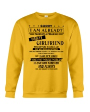 The perfect gift for your girlfriend - D10 b Crewneck Sweatshirt thumbnail