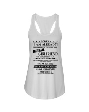 The perfect gift for your girlfriend - D10 b Ladies Flowy Tank thumbnail