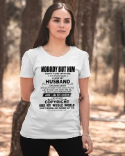 The perfect gift for your wife-nobody but you-A02 Ladies T-Shirt apparel-ladies-t-shirt-lifestyle-05