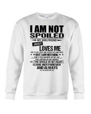 Gift for Boyfriend -- Presents to your Boyfriend Crewneck Sweatshirt thumbnail