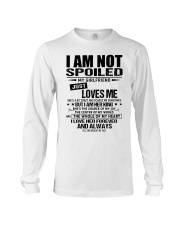 Gift for Boyfriend -- Presents to your Boyfriend Long Sleeve Tee thumbnail