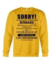 The perfect gift for your WIFE - D04 Crewneck Sweatshirt thumbnail