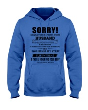 The perfect gift for your WIFE - D04 Hooded Sweatshirt thumbnail